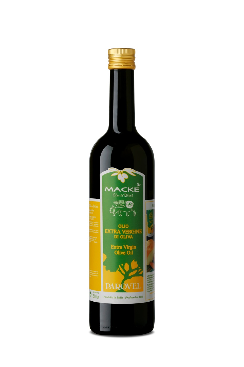 Macke olio Parovel 750ml