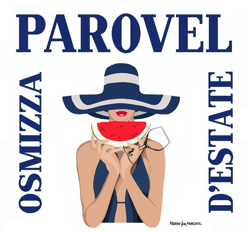 Osmiza estate parovel 2017